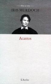 Acastos - Couverture - Format classique
