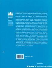 Chiffres De L'Architecture (Les) - 4ème de couverture - Format classique