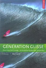 Generation Glisse - Intérieur - Format classique