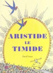Aristide le timide - Intérieur - Format classique