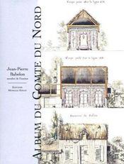 Album Du Comte Du Nord - Intérieur - Format classique
