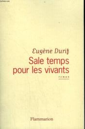 Sale Temps Pour Les Vivants. - Couverture - Format classique