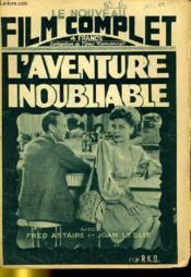 Le Nouveau Film Complet N° 6 - L'Aventure Inoubliable - Couverture - Format classique