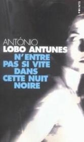 N'entre pas si vite dans cette nuit noire – Antonio Lobo Antunes
