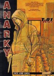 Anarky. 1. Riot - Intérieur - Format classique