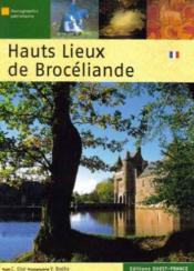 Brocéliande - Couverture - Format classique