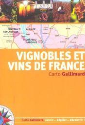 Vignobles et vins de france - Intérieur - Format classique