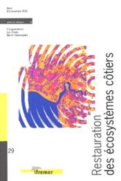 Restauration Des Ecosystemes Cotiers - No 29 - Couverture - Format classique