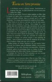 Touvia - 4ème de couverture - Format classique