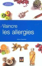 Vaincre Les Allergies - Couverture - Format classique
