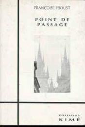 Point De Passage - Couverture - Format classique