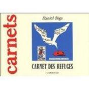 Carnet Des Refuges - Couverture - Format classique