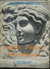 Naples Pompei Herculanum - Couverture - Format classique