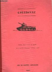 Regles Pour Le Jeu De Guerre En Ii° Guerre Mondiale - Echelle 1/300° - Couverture - Format classique