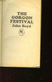 The Gorgon Festival - Couverture - Format classique