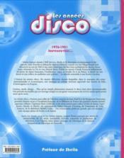 Les années disco - Couverture - Format classique
