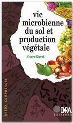 Vie microbienne du sol et production végétale - Couverture - Format classique