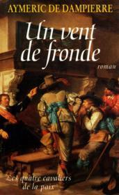 Vent De Fronde (Un) - Couverture - Format classique