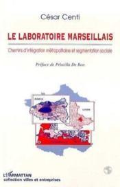 Laboratoire Marseillais Chemins D'Integration Metro - Couverture - Format classique