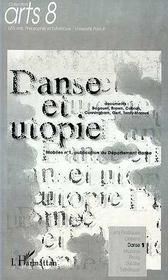 Danse et utopie - Intérieur - Format classique