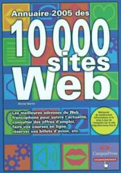 Annuaire des sites 2005 - Couverture - Format classique