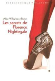Les secrets de florence nightingale - Couverture - Format classique