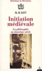 Initiation Medievale - Couverture - Format classique