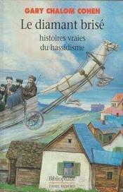 Histoires du hassidisme - Couverture - Format classique