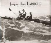 Jacques Henri Lartigue ; carnets d'été à Trouville-Deauville - Couverture - Format classique