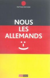 Nous les allemands ; vous pouvez nous aimer - Intérieur - Format classique