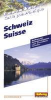 **Suisse Carte Panoramique - Couverture - Format classique