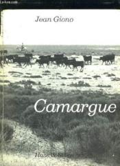 Camargue. - Couverture - Format classique