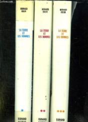 3 Tome. La Terre Et Les Hommes. Tome 1: Le Monde Occidental. Tome 2: Le Mionde Socialiste. Tome 3: Le Tiers Monde. - Couverture - Format classique