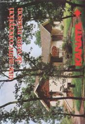 Lot De 2 Catalogues - Les Cedres De Cauderan - Kanata Une Autre Conception De Votre Maison - Couverture - Format classique