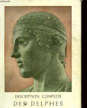 Description Complete De Delphes - Couverture - Format classique