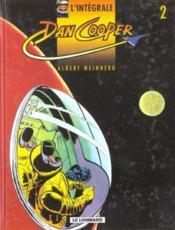 Dan Cooper ; intégrale t.2 - Couverture - Format classique