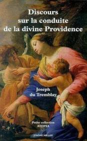 Discours Sur La Conduite De La Divine Providence - Couverture - Format classique