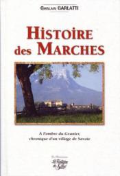 Histoire des marchés - Couverture - Format classique