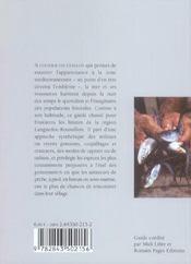 Mer et lagunes le vivier du languedoc-roussillon - 4ème de couverture - Format classique