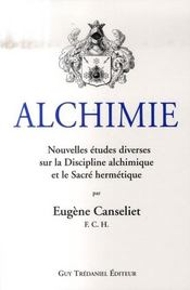 Alchimie ; nouvelles études diverses - Intérieur - Format classique