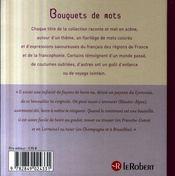 Carafes et alambics ; les mots du vin - 4ème de couverture - Format classique