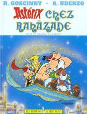 Astérix T.28 ; Astérix Chez Rahazade - Intérieur - Format classique