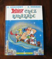 Astérix T.28 ; Astérix Chez Rahazade - Couverture - Format classique