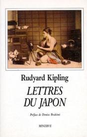 Lettres du Japon - Couverture - Format classique