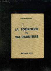 La Tournerie Du Val D Ardieres. - Couverture - Format classique