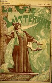 Lettres D'Amour. La Vie Litteraire. - Couverture - Format classique