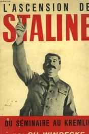 L'Ascension De Staline - Couverture - Format classique