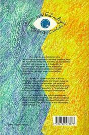 Cnriut '99 ; Science Et Technologie, Regards Croises - 4ème de couverture - Format classique