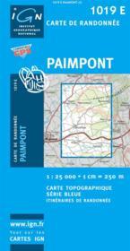 Paimpont - Couverture - Format classique