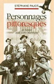 Personnages pittoresques de Nantes et de Loire-Atlantique - Couverture - Format classique